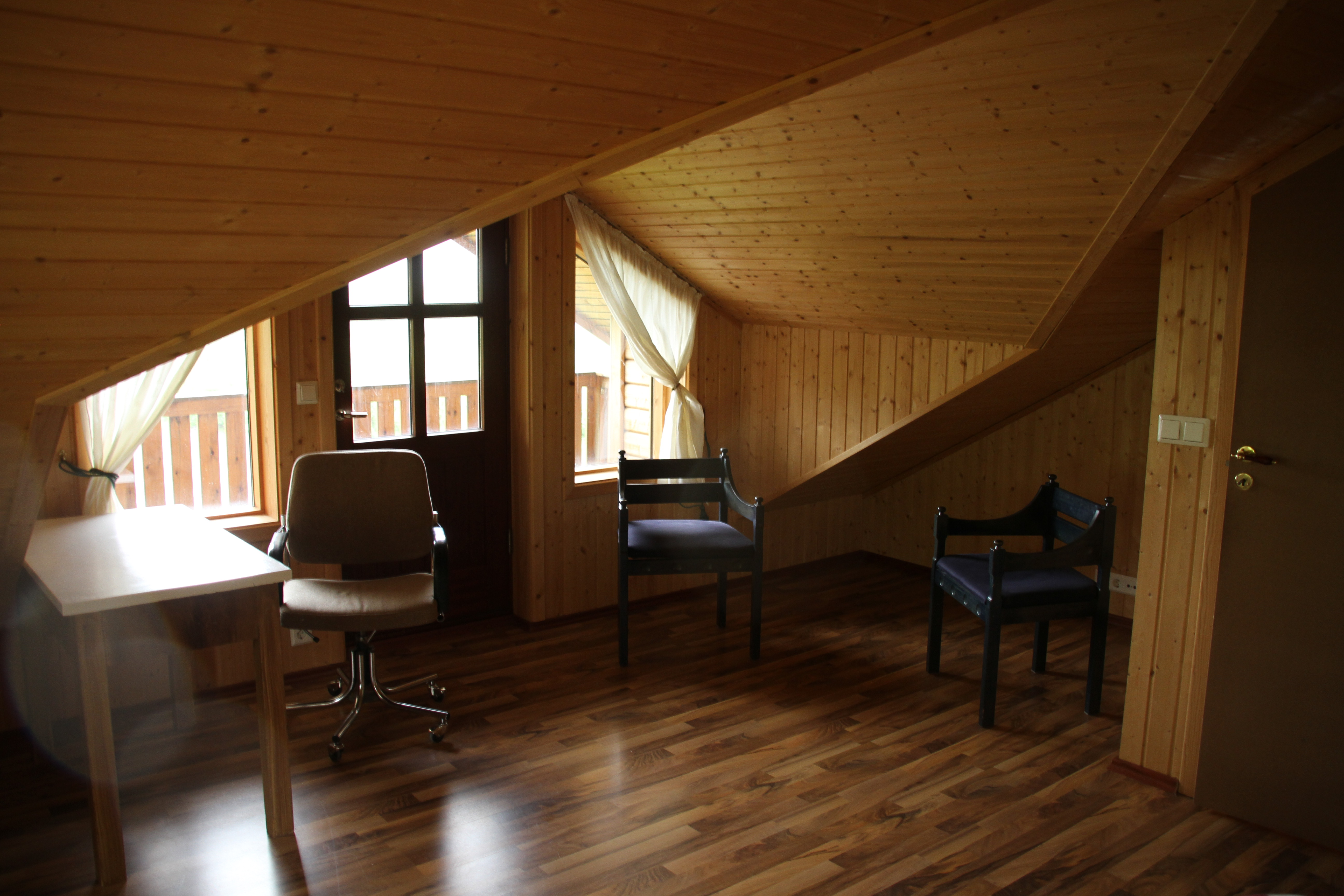 The Cabin - double room