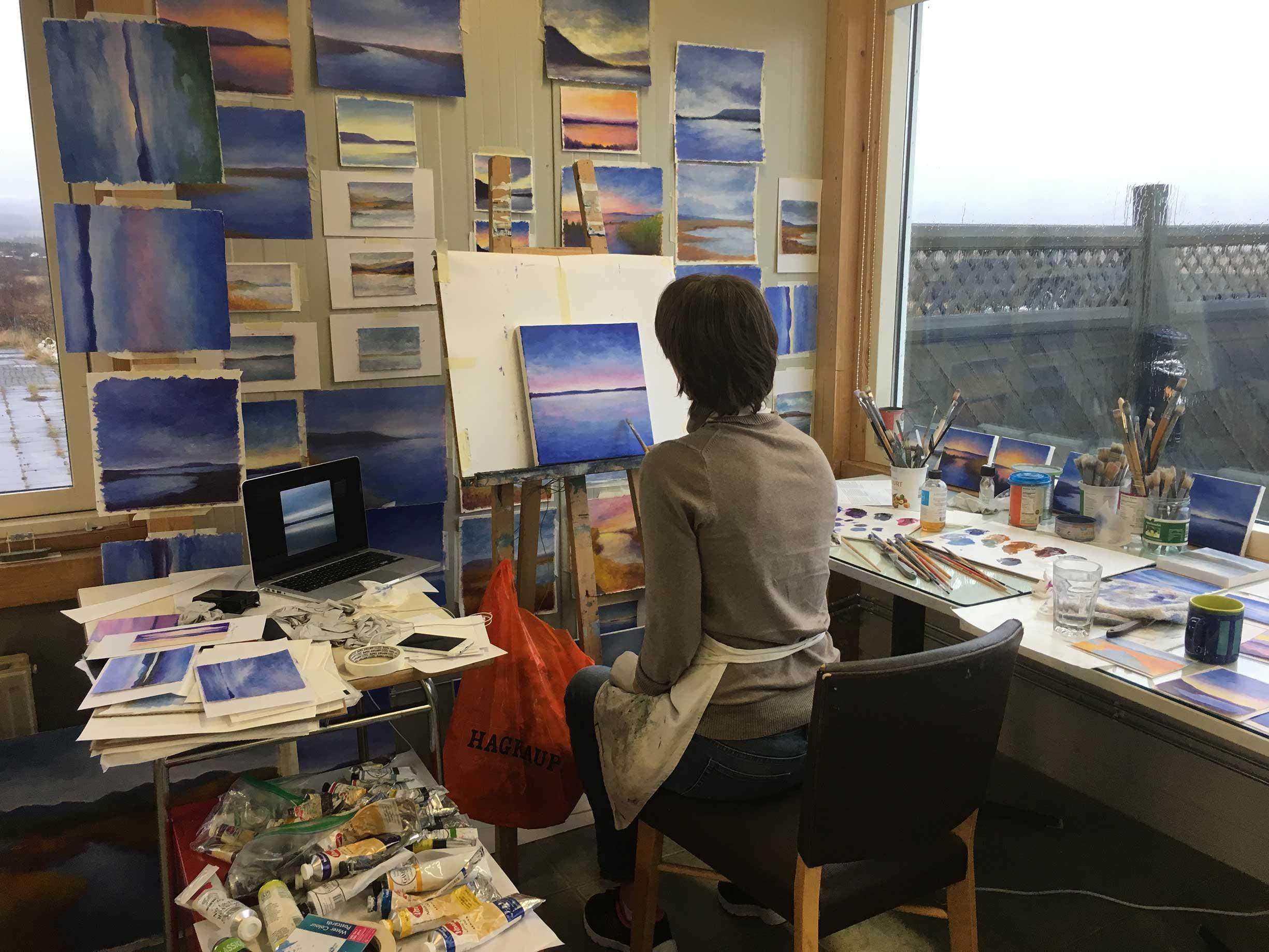 The Center - Studio